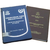 Undang-undang Tubuh Kerajaan Negeri Pahang