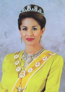 Cik Puan Besar Hajjah Kalsom Abdullah