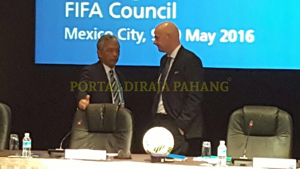 FIFA Executive Committee dan FIFA Congress (3)
