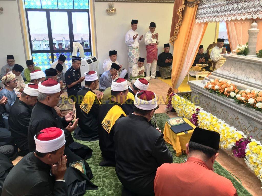 Majlis Tahlil Dan Bacaan Yassin (1)