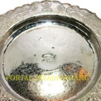 par berkaki silver plated lama 2