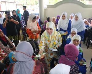 Tengku Puan Pahang- WI –  2