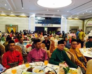 Keluarga Diraja Pahang – Aidil Fitri  –  11