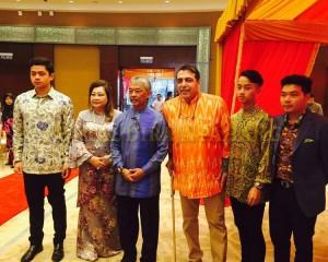 Keluarga Diraja Pahang – Aidil Fitri  –  16