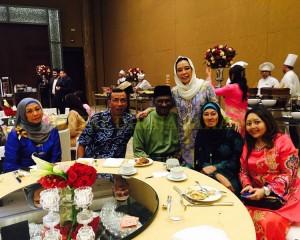 Keluarga Diraja Pahang – Aidil Fitri  –  17