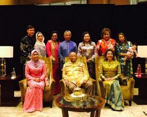 Keluarga Diraja Pahang – Aidil Fitri  –  21