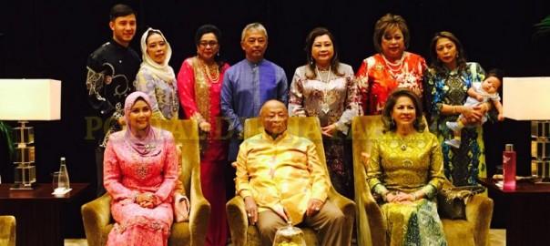 Keluarga Diraja Pahang - Aidil Fitri  -  21