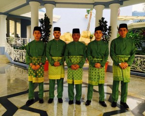 Keluarga Diraja Pahang – Aidil Fitri  –  3