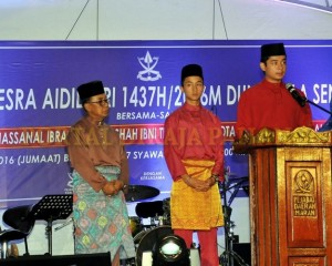 Keluarga Diraja Pahang – Aidil Fitri  –  5