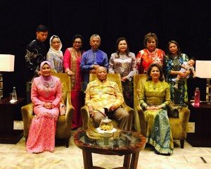Keluarga Diraja Pahang – Aidil Fitri  –  7