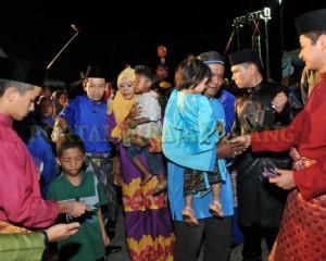 Keluarga Diraja Pahang – Aidil Fitri  –  8