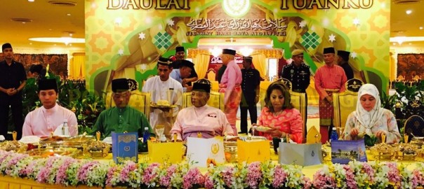 Keluarga Diraja Pahang - Istana Terbuka -  10