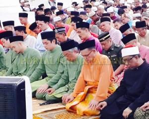 Keluarga Diraja Pahang – Masjid Negeri  –  2