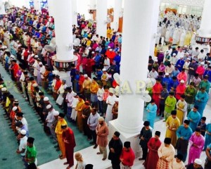 Keluarga Diraja Pahang – Masjid Negeri  –  4