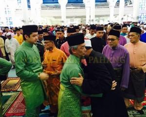 Keluarga Diraja Pahang – Masjid Negeri  –  5