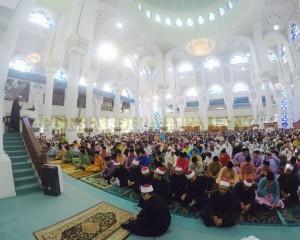 Keluarga Diraja Pahang – Masjid Negeri  –  6