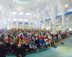 Keluarga Diraja Pahang – Masjid Negeri  –  7
