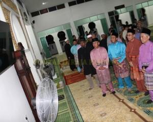 PERASMIAN MASJID SULTAN HAJI AHMAD SHAH – MASJID BERTEKNOLOGI HIJAU (4)