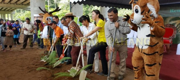 Putri Sultan Pahang - Program LIPIS 8