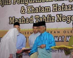 TENGKU MAHKOTA BANGGA PENCAPAIAN MAAHAD TAHFIZ NEGERI PAHANG (15)