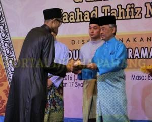 TENGKU MAHKOTA BANGGA PENCAPAIAN MAAHAD TAHFIZ NEGERI PAHANG (17)