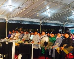 TENGKU MAHKOTA PAHANG BERANGKAT HADIR FORUM PERDANA EHWAL ISLAM (2)