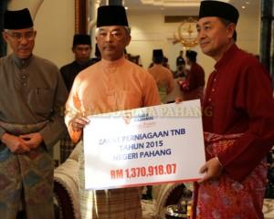 TERIMA RM5.23 JUTA BAYARAN ZAKAT PERNIAGAAN (6)
