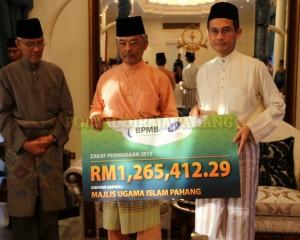 TERIMA RM5.23 JUTA BAYARAN ZAKAT PERNIAGAAN (7)