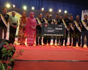 Tengku Mahkota Pahang – Futsal  –  23