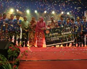 Tengku Mahkota Pahang – Futsal  –  26