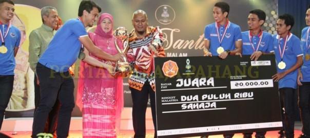 Tengku Mahkota Pahang - Futsal  -  28