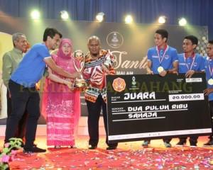 Tengku Mahkota Pahang – Futsal  –  28