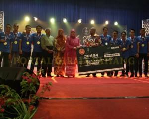 Tengku Mahkota Pahang – Futsal  –  30