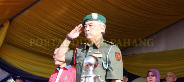 Tengku Mahkota  Pahang -Merdeka 2016  -  5