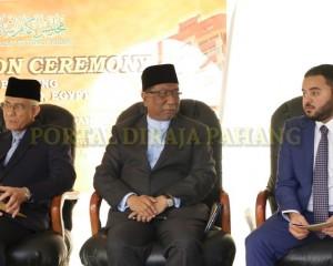 Tengku Mahkota  Pahang – Mesir  –  10