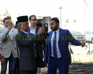 Tengku Mahkota  Pahang – Mesir  –  101