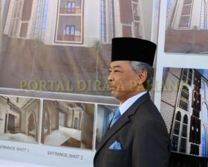 Tengku Mahkota  Pahang – Mesir  –  102