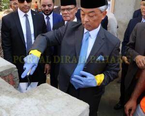 Tengku Mahkota  Pahang – Mesir  –  108