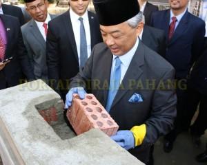 Tengku Mahkota  Pahang – Mesir  –  109