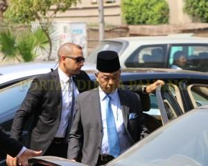 Tengku Mahkota  Pahang – Mesir  –  121