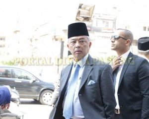 Tengku Mahkota  Pahang – Mesir  –  123