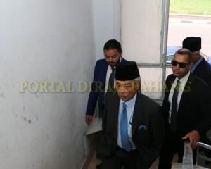 Tengku Mahkota  Pahang – Mesir  –  124