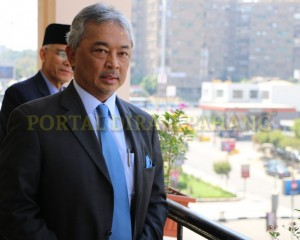 Tengku Mahkota  Pahang – Mesir  –  144