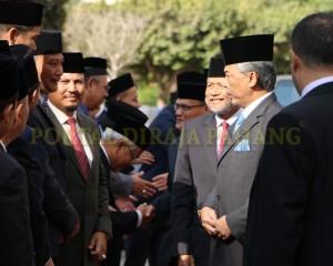 Tengku Mahkota  Pahang – Mesir  –  2