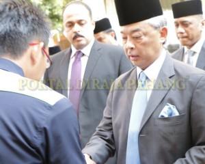 Tengku Mahkota  Pahang – Mesir  –  24