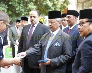 Tengku Mahkota  Pahang – Mesir  –  26