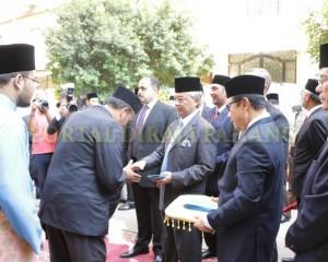 Tengku Mahkota  Pahang – Mesir  –  27