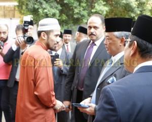 Tengku Mahkota  Pahang – Mesir  –  28