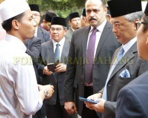 Tengku Mahkota  Pahang – Mesir  –  29