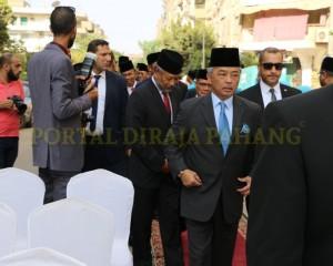 Tengku Mahkota  Pahang – Mesir  –  3